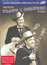 FLATT & SCRUGGS 'Best Of the Flatt & Scruggs TV Show Vol.6'