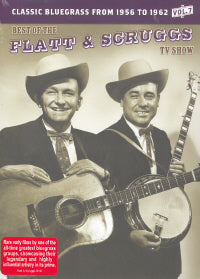 FLATT & SCRUGGS 'Best Of The Flatt & Scruggs TV Show, Vol. 7'