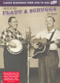 FLATT & SCRUGGS 'Best Of The Flatt & Scruggs TV Show, Vol. 8'