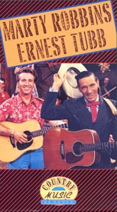 MARTY ROBBINS & ERNEST TUBB 'Country Music Classics'