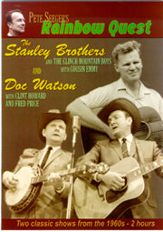 STANLEY BROTHERS & DOC WATSON 'Pete Seeger's Rainbow Quest'