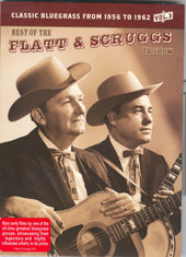 FLATT & SCRUGGS 'Best Of The Flatt & Scruggs TV Show Vol. 3' SHAN-613-DVD