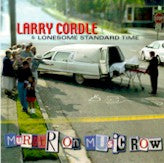 LARRY CORDLE 'Murder on Music Row'