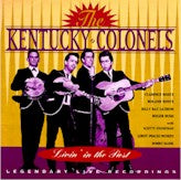 KENTUCKY COLONELS 'Livin' in the Past' SIERRA-6018-CD