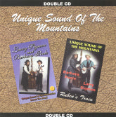 LARRY SIGMON AND BARBARA POOLE 'Unique Sound Of The Mountains Double CD'