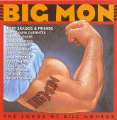 VARIOUS ARTISTS 'Big Mon-The Songs Of Bill Monroe' SKFR-1002