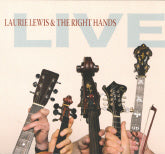 LAURIE LEWIS & THE RIGHT HANDS 'Live""