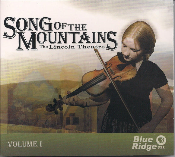VARIOUS ARTISTS 'Song of the Mountains - Season 1'  CD
