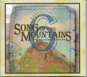 VARIOUS ARTISTS 'Song of the Mountains - Season 6' SOTM-62011-CD