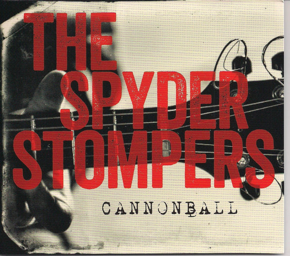 SPYDER STOMPERS 'Cannonball