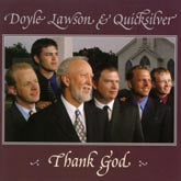 DOYLE LAWSON & QUICKSILVER 'Thank God' CR-0497-CD