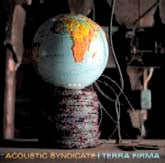 ACOUSTIC SYNDICATE 'Terra Firma'     SH-3963-CD