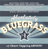 VARIOUS ARTISTS 'Absolutely Bluegrass'