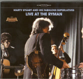 MARTY STUART AND HIS FABULOUS SUPERLATIVES 'Live At The Ryman'