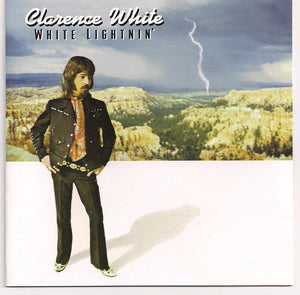 CLARENCE WHITE 'White Lightnin' SIERRA-6030-CD