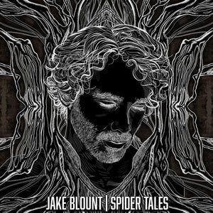 JAKE BLOUNT 'Spider Tales' DIRT-0097-CD