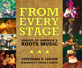 'From Every Stage' by Stephanie P. Ledgin      BOOK_LEDGIN_STAGE