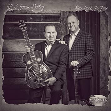 JB & JAMIE DAILEY 'Step Back In Time' PRC-1238-CD