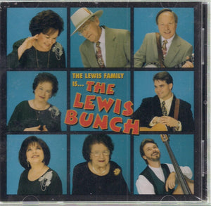 LEWIS FAMILY  '. . .is the Lewis Bunch'
