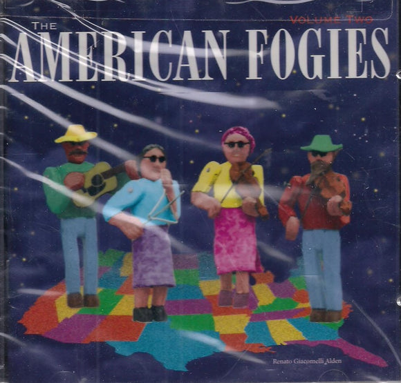 The American Fogies; Volume 2' ROU-0389