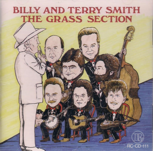 BILLY & TERRY SMITH 'The Grass Section' RC-111