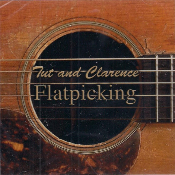 TUT & CLARENCE 'Flatpicking' TL-1003