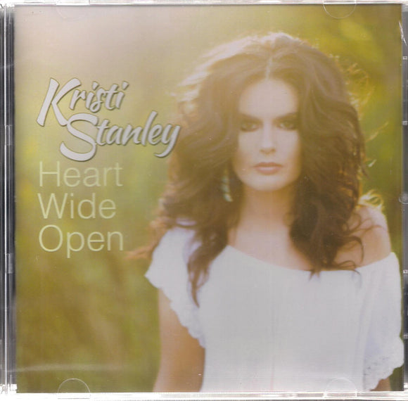 KRISTI STANLEY  'Heart Wide Open'                   UHR-0004-CD