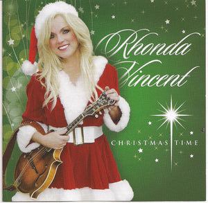 RHONDA VINCENT 'Christmas Time'