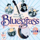VARIOUS ARTISTS 'Time-Life's Treasury Of Bluegrass Vol. 2' (2-CD's)