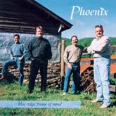 PHOENIX 'Blue Ridge Frame of Mind'