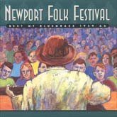 NEWPORT FOLK FESTIVAL 'Best Of Blues 1959-66'