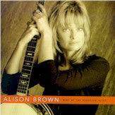 ALISON BROWN 'Best Of The Vanguard Years'         VCD-79709-CD