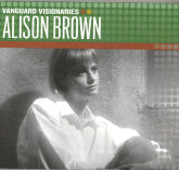 ALISON BROWN 'Vanguard Visionaries'    VCD-73146-CD