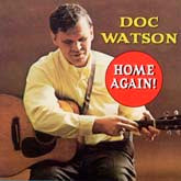 DOC WATSON 'Home Again' VCD-79239-CD