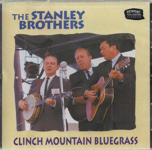 STANLEY BROTHERS 'Clinch Mountain Bluegrass'