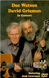 DOC WATSON AND DAVID GRISMAN 'In Concert'