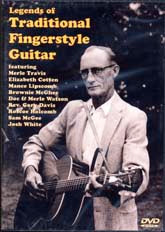 VARIOUS ARTISTS 'Legends Of Traditional Fingerstyle Guitar'