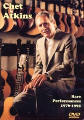 CHET ATKINS 'Rare Performances 1976-1995'