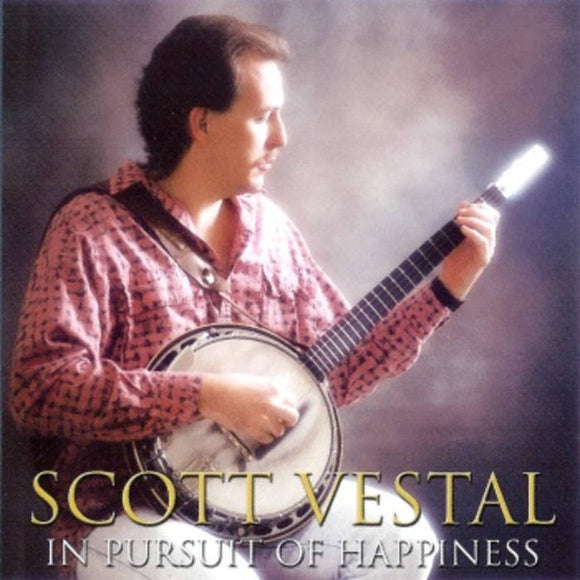 SCOTT VESTAL 'In Pursuit of Happiness'   VESTAL-1995-CD