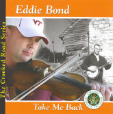 EDDIE BOND 'Take Me Back' VFH-110-CD