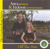 ANYA HINKLE & JACKSON CUNNINGHAM 'Old Time Duets'      VFH-113-CD