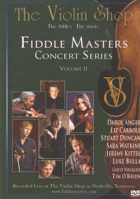 VARIOUS ARTISTS 'Fiddle Masters Concert Series Volume II'