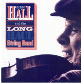 KENNY HALL AND THE LONG HAUL STRING BAND 'Kenny Hall And The Long Haul String Band' VOY-328-CD