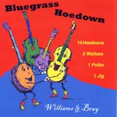WILLIAMS & BRAY 'Bluegrass Hoedown' VOY-359-CD