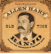 ALLEN HART 'Old Time Banjo'        VOY-368-CD