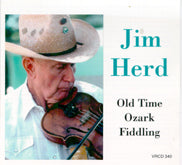 JIM HERD 'Old Time Ozark Fiddling'