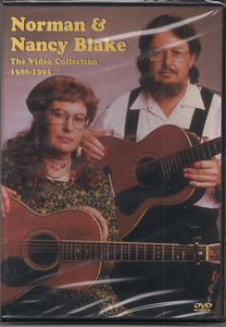 NORMAN & NANCY BLAKE 'The Video Collection: 1980-1995'
