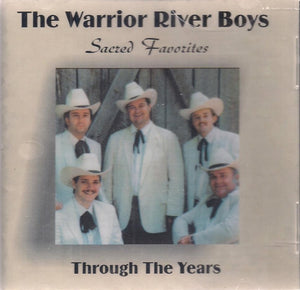 THE WARRIOR RIVER BOYS 'Sacred Favorites Through The Years' PHCD-4006