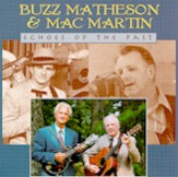 BUZZ MATHESON & MAC MARTIN 'Echoes of the Past'