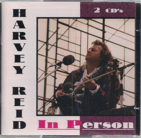 HARVEY REID 'In Person'